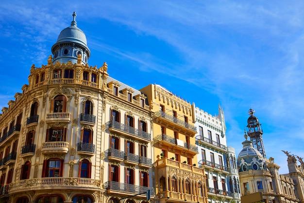 Valencia ayuntamiento sq casa ferrer und noguera