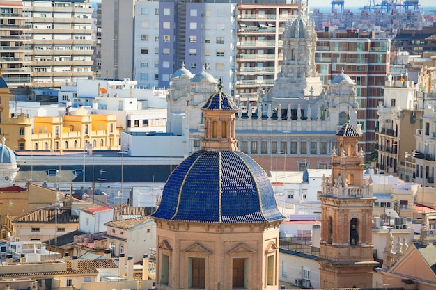 Valencia santo tomás-kirche san felipe neri in spanien