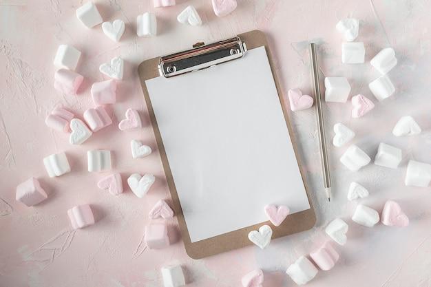 Valentinstag, blogger-arbeitsbereich