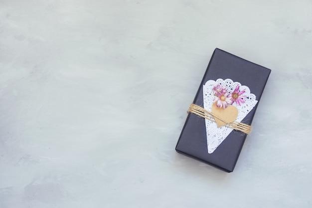 Valentinstag handwerk geschenkbox ideen