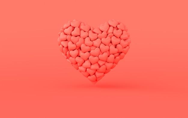 Valentinstag herzmuster