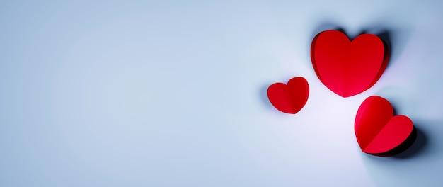 Valentinstag jubiläumsereignisfeierkonzept auf rosa hintergrund für glückliche frauen, mutter vater,