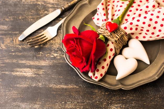 Valentinstag-konzept