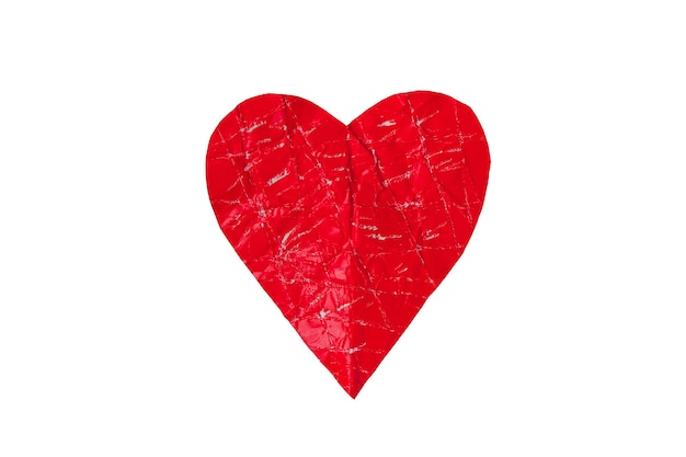 Valentinstag. valentinstag grußkarte. herz auf einem hölzernen hintergrund. herz der liebe.