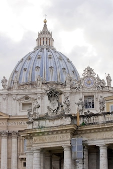 Vatikan domkuppel, rom