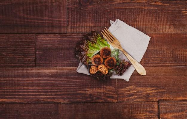 Veggie cocina lebensstil leckerer salud