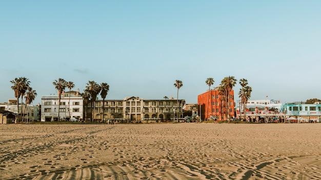 Venedig strand im sommer