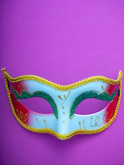 Venezianischer carnivale des festlichen karnevals