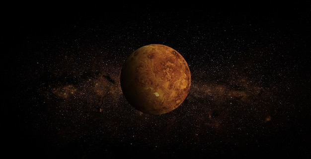 Venus im raum