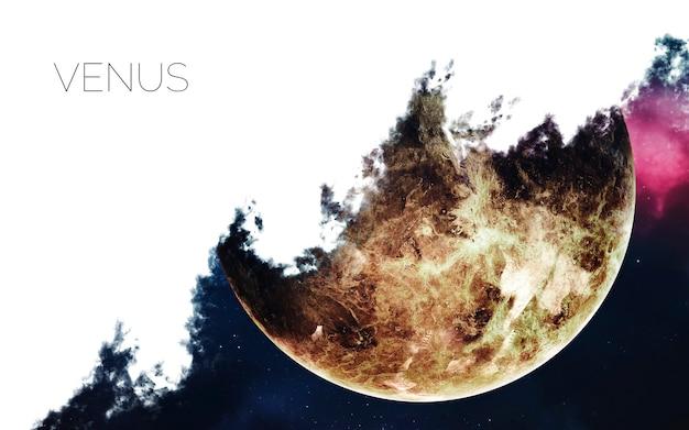 Venus im weltraum