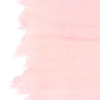 Verblasster roter aquarellhintergrund