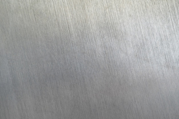 Verkratzte metallbeschaffenheit, gebürstete stahlplatte