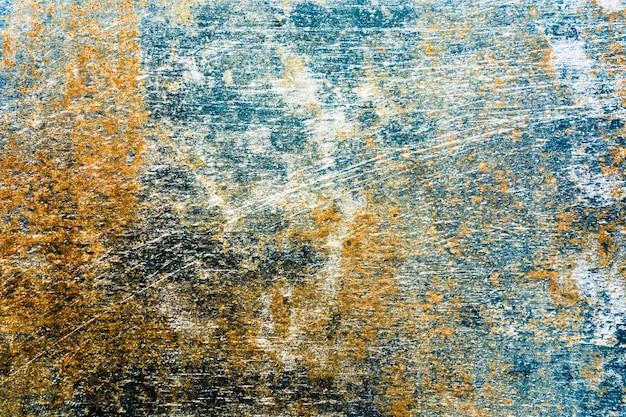 Verkratzter grunge rusty surface texture hintergrund.