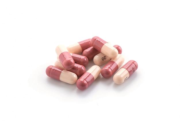Verpackungen von pillen und medikamentenkapseln