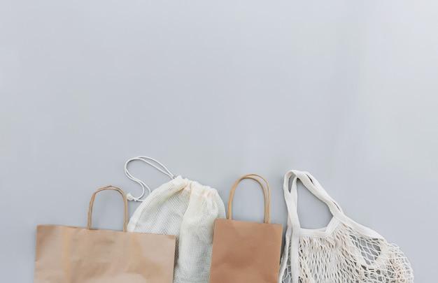 Verpackungsvorlage mock-up. lieferservice, wiederverwendbares, recycelbares ressourcenkonzept