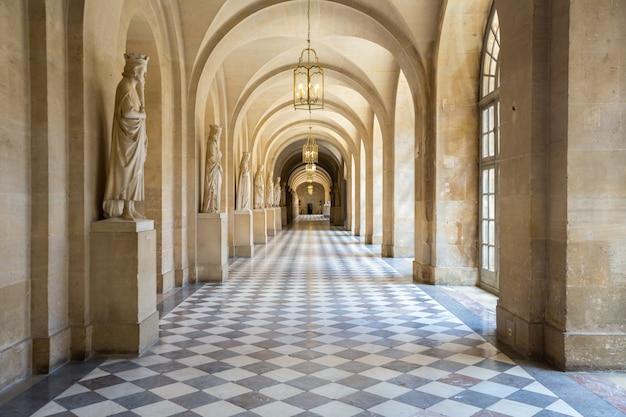 Versailles corridor frankreich
