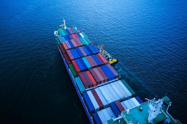 Versand von fracht- und servicelieferungen für unternehmen und industrie international