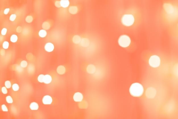 Verschwommene weihnachtsbeleuchtung hintergrund