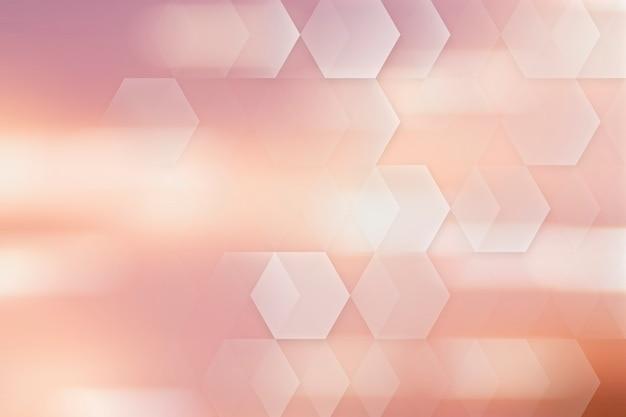 Verschwommener rosa bokeh-hintergrund