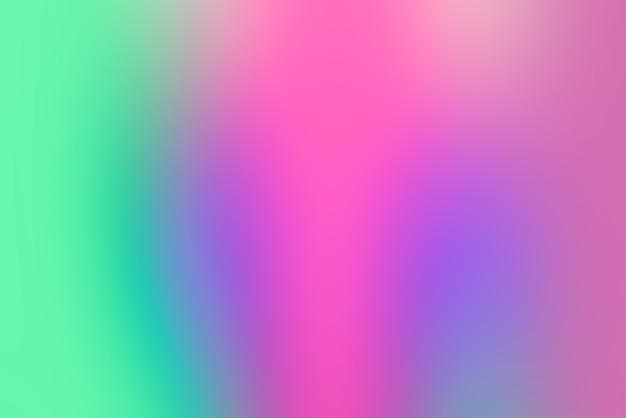 Verschwommenes pop-abstract mit lebendigen primärfarben