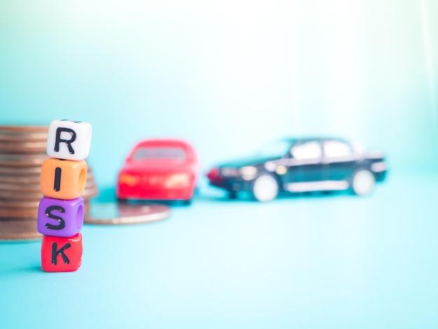 Versicherungskonzepte reduzierung des risikos, das in verschiedenen fällen auftreten wird.