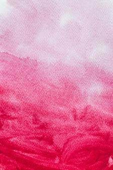 Vertikale rosa fleck abgebaut