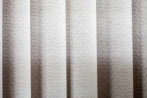 Vertikale textile jalousien