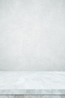 Vertikaler marmortischoberflächenhintergrund