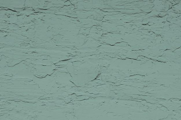 Verwitterte grüne betonmauer
