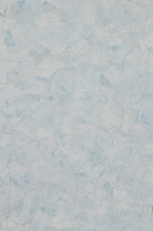 Verwitterte und befleckte alte blaue gipswandbeschaffenheit