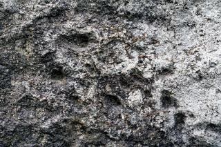 Verwitterten stein textur hintergrund