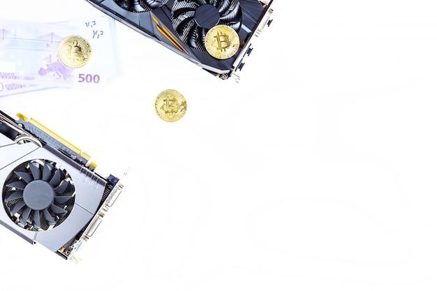 Videokarte und bitcoin