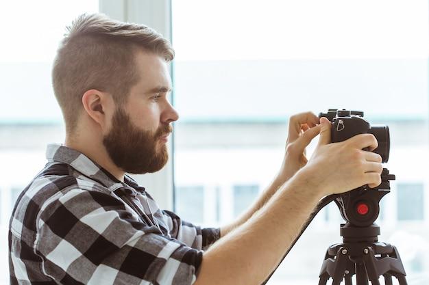 Videoproduktion, werbung und inhalte für soziale netzwerke