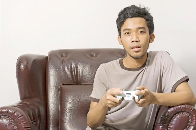 Videospiel spielen
