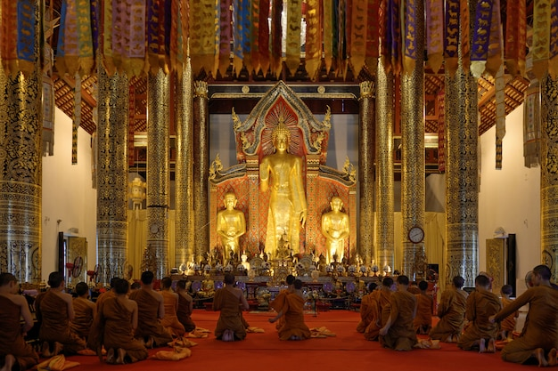 Viele buddha-gebete