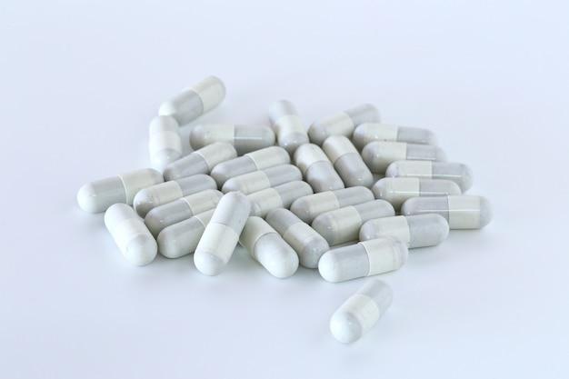 Viele tablettenpillen