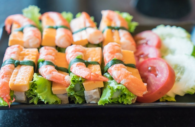 Vietnam salat