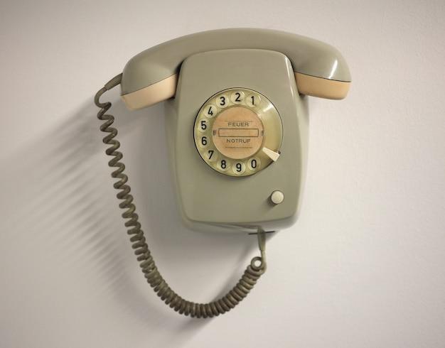 Vintage festnetztelefon