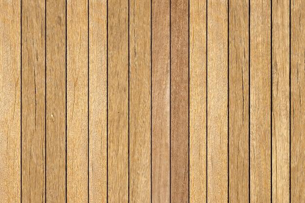 Vintage gealterte braune farbe holzstreifen horizontale hintergründe textur für design als präsentation
