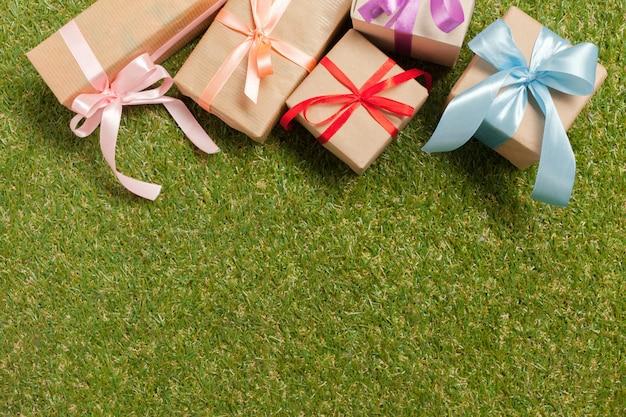 Vintage geschenkbox