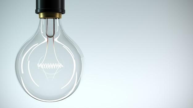 Vintage glühbirne