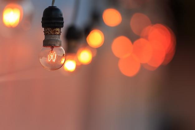 Vintage glühbirnen