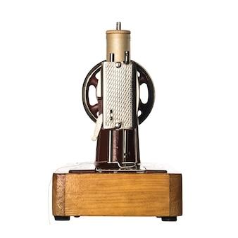 Vintage handnähmaschine