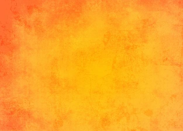 Vintage orange alten zement hintergrund vorlage
