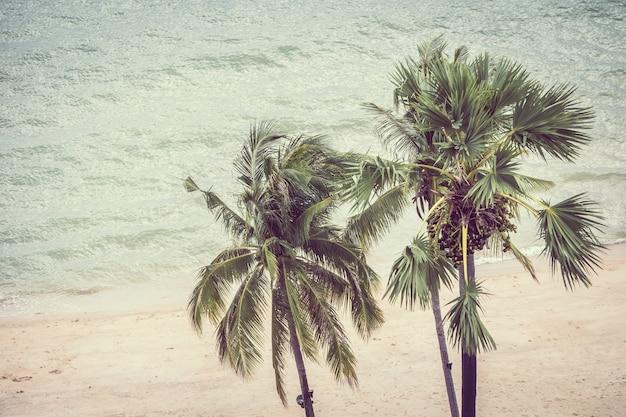 Vintage palme
