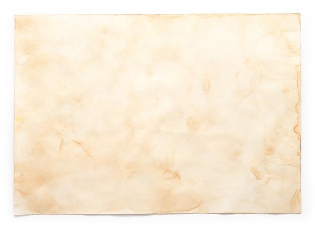 Vintage papier textur. grunge hintergrund.