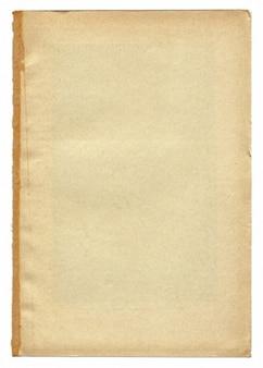 Vintage-papier