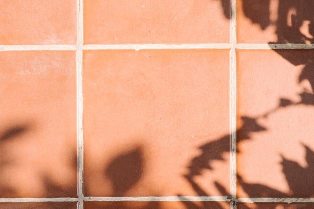 Vintage pastellfliesen hintergrund