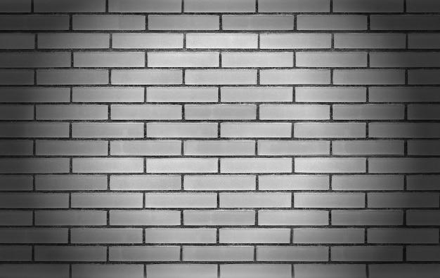 Vintage schwarzer backsteinmauerhintergrund