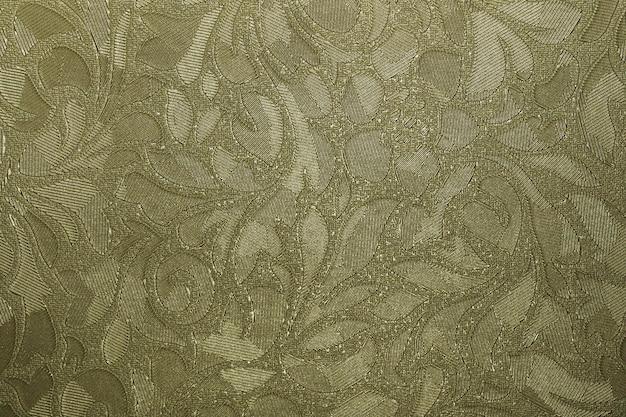 Vintage tapisserie leinwand textur hintergrund in grauer farbe